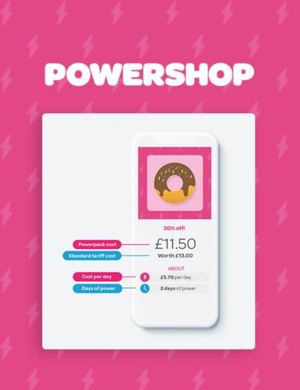 Powershop | UX & UI